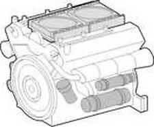 CMK Blitz B72010 1/72 Detail Kit /German Maybach Engine/Panther Ausf.A/D-Revell