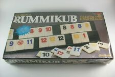 Orginal Rummikub Rummy Tile Game, made by Pressman 1990 Brand New SEALED!