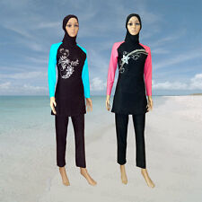 AlHamra Full Cover Modest Burkini Swimwear Swimsuit Muslim Islamic Burqini