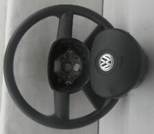 VW Golf V 1K Lenkrad  1K0880201N  4 Speichen Lederlenkrad mit SRS Modul 03-08