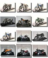 Model Road Bikes and Racing Bikes, 1:24 Scale Brand New