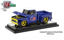 "Chase 1956 FORD F-100 PICKUP TRUCK ""VP RACING FUEL"" 1/24 DIECAST M2 40300-77 A"