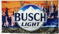 Busch Light Flag Orange Camo Woods Dilly Bud Light 3x5ft Banner US shipper