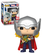 Funko POP! Marvel 80 Years #535 Thor (Holiday) - Collector Corps Exclusive New