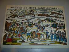 VTG Passage Du Mont Saint-Bernard PostCard Imagerie Pellerin Epinal Arts, Inc NY