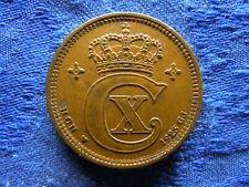 DENMARK 5 ORE 1923, KM814.2 VF