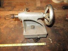 Vintage Sears Dunlap Wood Lathe Parts Tail stock L2-5A  9'' sweep machine