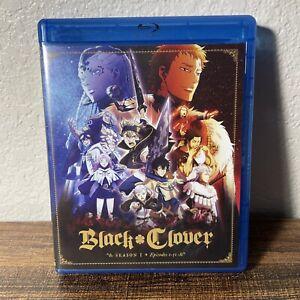 Black Clover Season 1 Complete Blu-ray