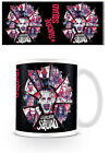 MUG CUP CRACKED SUICIDE SQUAD TEA OR COFFEE OFFICIAL 11OZ BOXED NEW CERAMIC