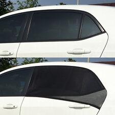 2XCar WindowCover Sunshade Curtain UV Protection Shield Visor Mesh Dust 66x54cm