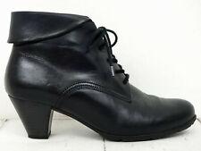 GABOR Hovercraft ♫ Damen Stiefeletten Gr. 39 (6) Echtleder Schuhe Shoes Boots