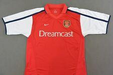 2000-02 GUNNERS NIKE Arsenal FC Home Football Shirt SIZE L (adults)