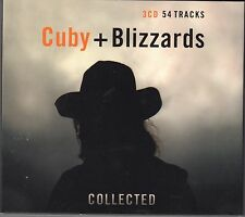 Cuby & The Blizzards - Collected, 3CD Neu