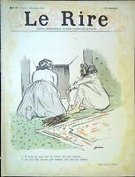 Le RIRE N° 57  du 7 Décembre  1895