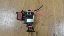 Craftsman 19.2 Volt  19.2V Cordless Drill / Impact Driver Switch ...Serial 315