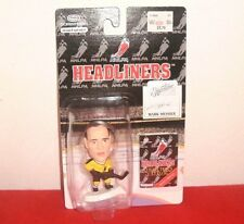 MARK MESSIER NHLPA 1996 Corinthian Headliners Figure Signature Series H020