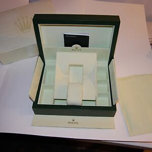 Rolex Big Box Watch,Original, Jewelry Box Ref.33.00.71 Submariner-President-GMT