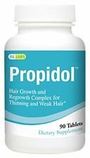 Propidol - Hair Growth and Anti-Hair Loss Supplement. Stop Hair Loss!