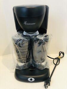 Melitta Take 2 DUAL Stainless Steel Travel Mug Coffee maker ME2DTMB