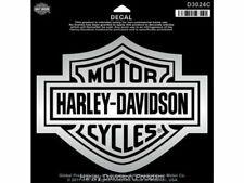 Harley-Davidson Aufkleber bar & Shield Chrom XL