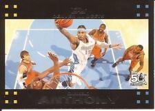 Lot of (8) Carmelo Anthony Cards- Knicks