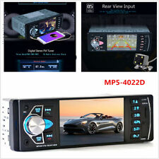 Car Radio MP5 Car MP3 MP4 Player USB Car stereo camera IN OUT FM/AUX bluetooth