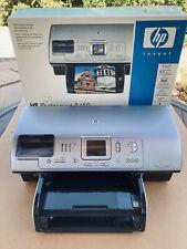 HP Photosmart 8450 Q3388A Photo Inkjet Printer USB, Ethernet (New ink included!)