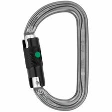 Mousqueton Am'd Ball-lock Petzl