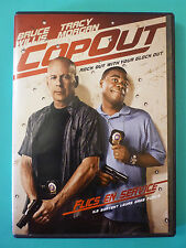 Cop Out (DVD*En/Fr/Sp*Bruce Willis*Tracy Morgan*Adam Brody)  FAST SHIPPING