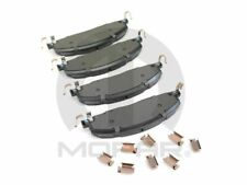 MOPAR 68049158AA Disc Brake Pad Kit-Installation Kit Rear