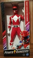 Mighty Morphin Power Rangers Red 24cm Hasbro Neu/ovp