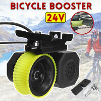 24V Bicycle Bike Booster Durable For E-Bike Electric Mountain Bike Bicycle
