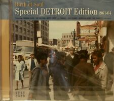 BIRTH OF SOUL 'Special DETROIT Edition' - KENT Records