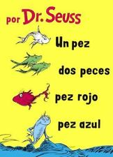 UN PEZ, DOS PECES, PEZ ROJO, PEZ AZUL / ONE FISH, TWO FISH, RED FISH, BLUE FISH