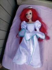 Aeriel The Little Mermaid Doll Wedding Doll Disney