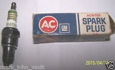 R45NS Acniter Vintage Performance Spark Plugs '3 Small & 1 Large Green Rings'