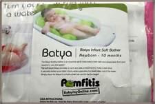 Pomfitis Batya Gepolsterte Baby Badewannensitz Sinky Badehilfe 11113 rosa/pink