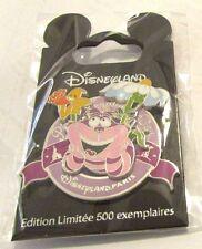 Disneyland Paris DLRP Cheshire Cat AIW Pin Trading Day Spring LE MOC HTF Pin