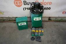 Greenlee 690 Fishing System For Wire Cable Tugger Nice Set 8
