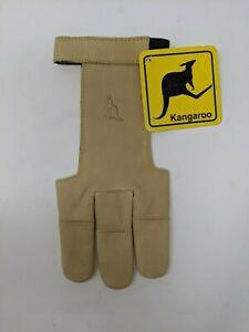 Archery Past Kangaroo Leather Shooting Glove