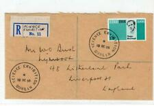 IRELAND: 1966 Registered cover with SCIENCE EXHIBITION DUBLIN postmark (C54833)