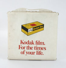 KODAK SEAT CUSHION, DEALER PROMO FOR KODAK 126 FILM, DIRTY/cks/197977