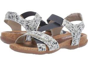 Remonte by Rieker Women's R3257-81 Comfort Sandals - Blue Multi