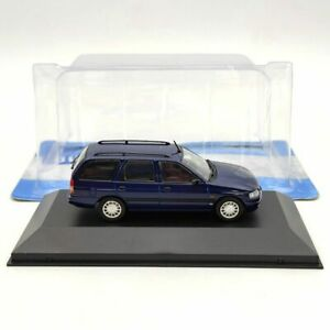 IXO 1:43 Ford Escort CLX Rural 16V 1996 Diecast Models Collection Blue
