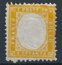 [39419] Italy 1862 Good stamp Very Fine MH