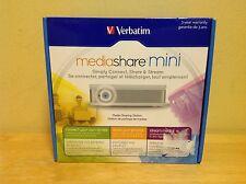 Verbatim Mediashare Mini - 097329 Media Sharing System