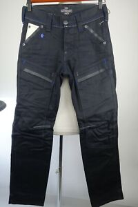 Jeans Denim G Star New Reese Kate Tapered Mens Trouser Pants Cote Wash