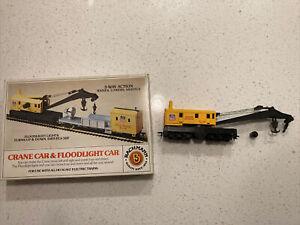 Bachmann HO No. 1446 - Crane Car Only