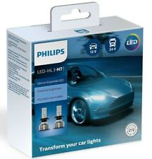 Philips H7 Ultinon Essential LED Headlight 11972UE2X2 6500K 20W 12V 24V (pair)