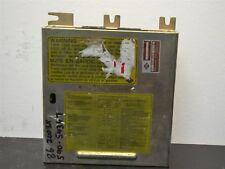 1986 Nissan 200SX non Turbo Engine Control Unit ECU A11679995 Module 124-1G1